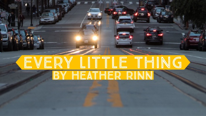 Every Little Thing by Heather Rinn a blog