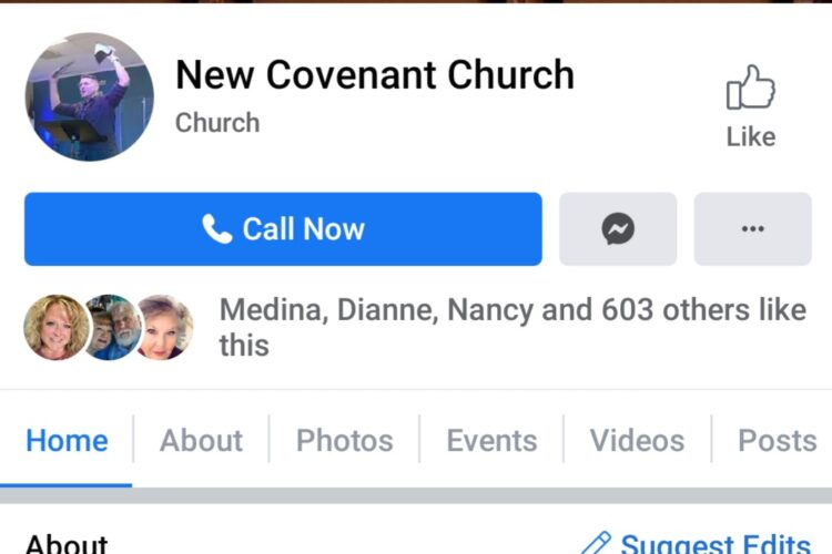 New Covenant Facebook picture